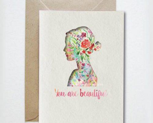 5 bộ thiệp ý nghĩa dành tặng người phụ nữ mình yêu quý nhất!