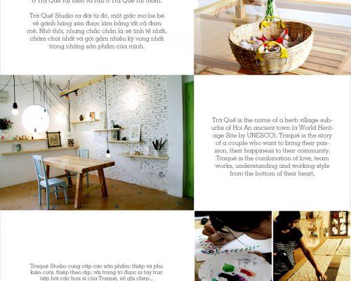 Giới thiệu về Traqué Studio
