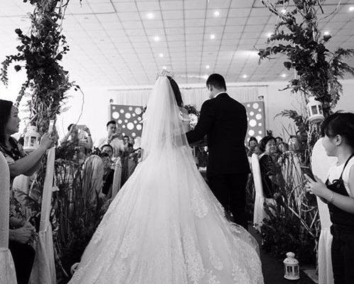Toàn cảnh đám cưới cổ tích của Lương Thế Thành – Thúy Diễm