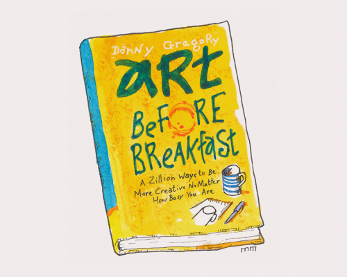 BOOK REVIEW: Art before breakfast