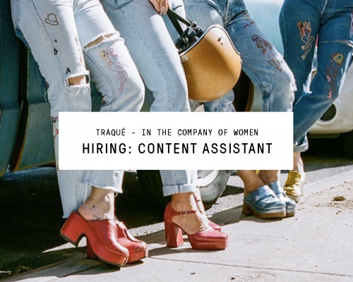 WE'RE HIRING: CONTENT ASSISTANT