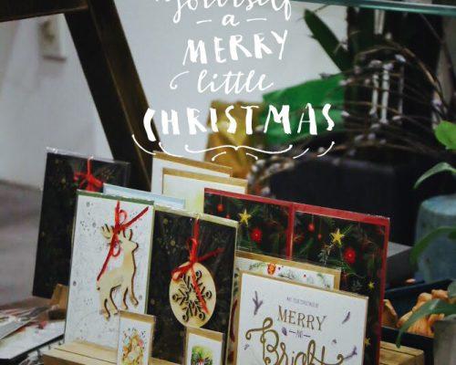CHRISTMAS GIFT GUIDE – QUÀ LÀ ĐỂ MANG ĐIỀU TỐT LÀNH