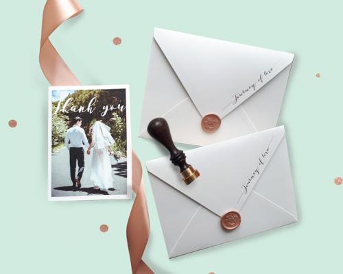 SEAL THE LOVE – Traqué Studio tặng bạn 30% thiệp cưới cao cấp