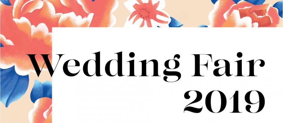 Triển lãm cưới Wedding Fair 2019