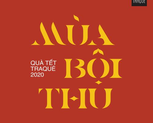DỰ ÁN QUÀ TẾT 2020: MÙA BỘI THU
